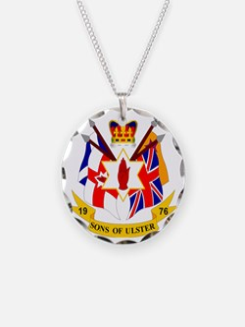 sou badge Necklace