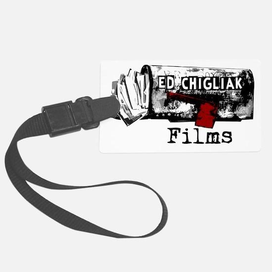 ecfilms-4white Luggage Tag