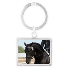 baroque_horse_photo_contest_380 Landscape Keychain