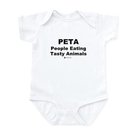 People Eating Tasty Animals - Infant Bodysuit
