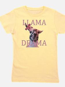 LLAMADRAMA Girl's Tee