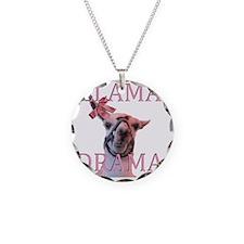 LLAMADRAMA Necklace