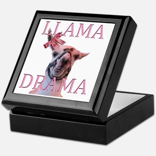 LLAMADRAMA Keepsake Box