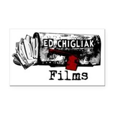 ecfilms-4dark Rectangle Car Magnet