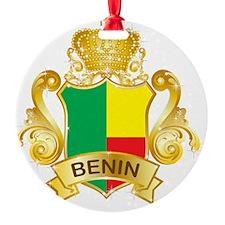 Gold1Benin1 Ornament
