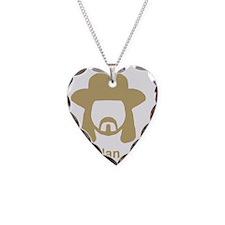 Dan light Necklace Heart Charm