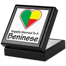 happilymarried1Beninese1 Keepsake Box