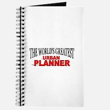 """The World's Greatest Urban Planner"" Journal"
