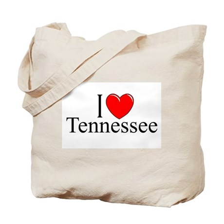 """""""I Love Tennessee"""" Tote Bag"""