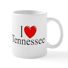 """I Love Tennessee"" Mug"