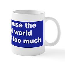 OBAMA MOUSE Mug