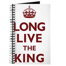 Long Live the King Red Journal