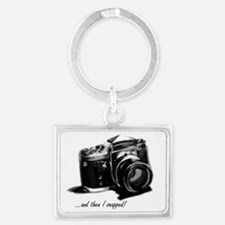 camerasnapped Landscape Keychain