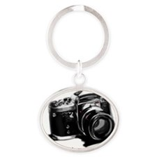 camerasnapped Oval Keychain