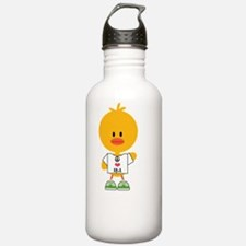 RunnerChick13.1DkT Water Bottle
