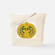 big Drill_Sergeant.gif Tote Bag