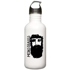 monstrauss__std_lg_bla Sports Water Bottle