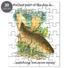 SF-011BestRedfish Puzzle
