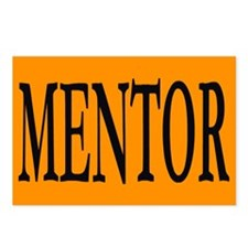 MENTOR Postcards (Package of 8)