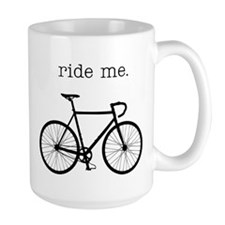 ride me. Mugs