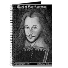 ZZZ-Earl of Southampton mousepad Journal