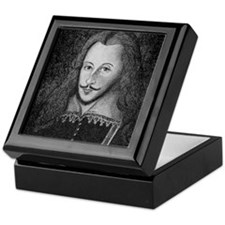 ZZZ-Earl of Southampton mousepad Keepsake Box