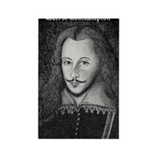 ZZZ-Earl of Southampton mousepad Rectangle Magnet