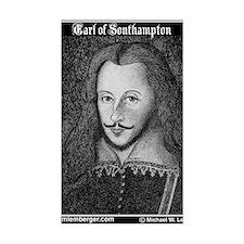 ZZZ-Earl of Southampton mousep Decal