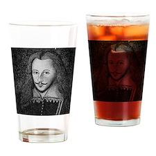 ZZZ-Earl of Southampton mousepad Drinking Glass