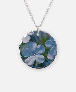The Blues by aussiegall-crop Necklace
