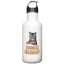 Toonces-1 Sports Water Bottle