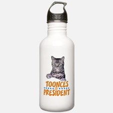 Toonces-1 Water Bottle