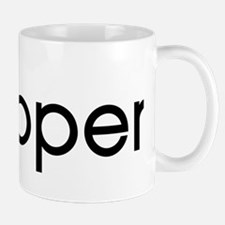 Shlepper vs. Shopper Mug