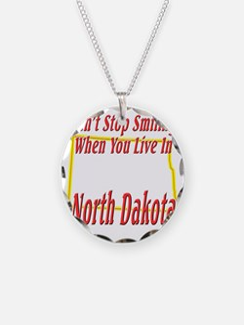 North Dakota - Smiling Necklace
