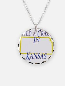 Kansas - Wild and Crazy Necklace