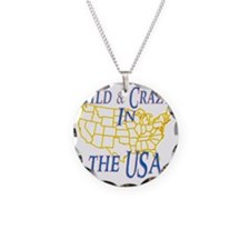 USA - Wild and Crazy Necklace