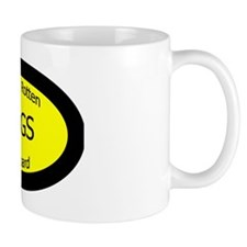 DogsSpoiledRottenOnBoard Mug