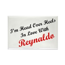 In Love with Reynaldo Rectangle Magnet