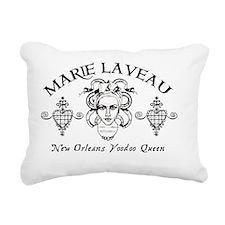 MARIE Rectangular Canvas Pillow