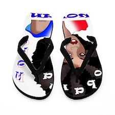 american_woman Flip Flops