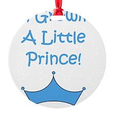 imgrowingalittleprince_crown2 Ornament