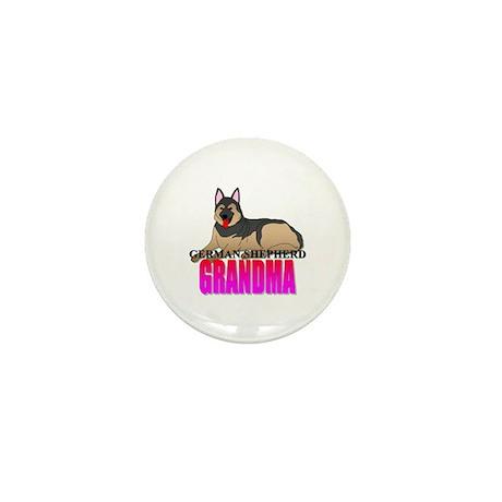 German Shepherd Dog Mini Button (10 pack)