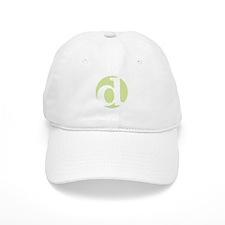 """green """"d"""" Baseball Cap"""
