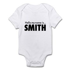 Cute Smith Infant Bodysuit