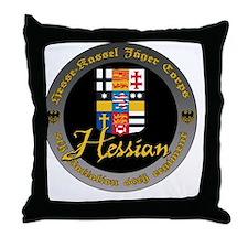 hessian Throw Pillow