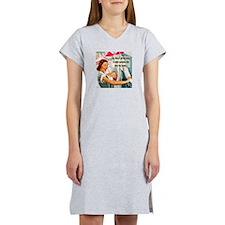 Lucky Laundry Women's Nightshirt