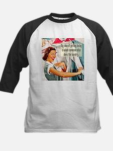 Lucky Laundry Kids Baseball Jersey