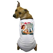 Lucky Laundry Dog T-Shirt