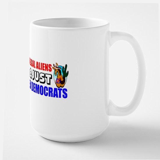 UNDOCcafe Large Mug