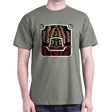 Antique Radio Face T-Shirt